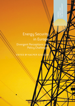Energy Security in Europe: new edited book published by Palgrave!